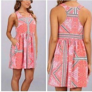 MINKPINK | Eastern Aztec Racerback Dress